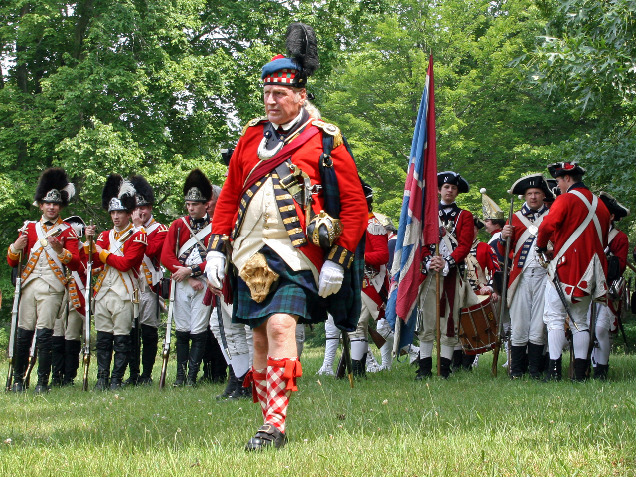 battle of monmouth In the battle of monmouth, american soldiers attacked the british from behind, winning for the americans an important victory.