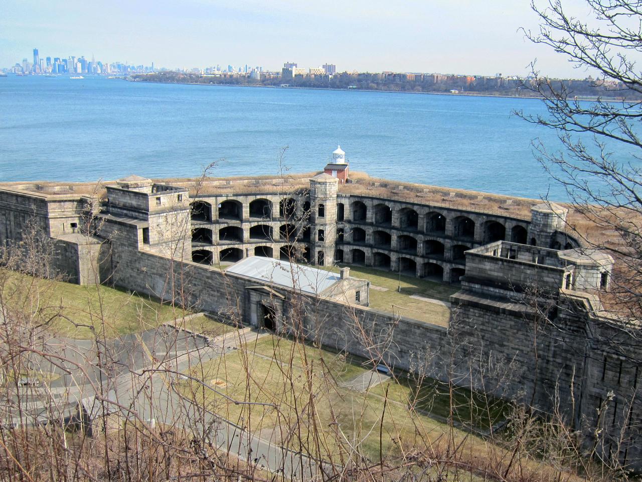 Staten Island Distance From Manhattan