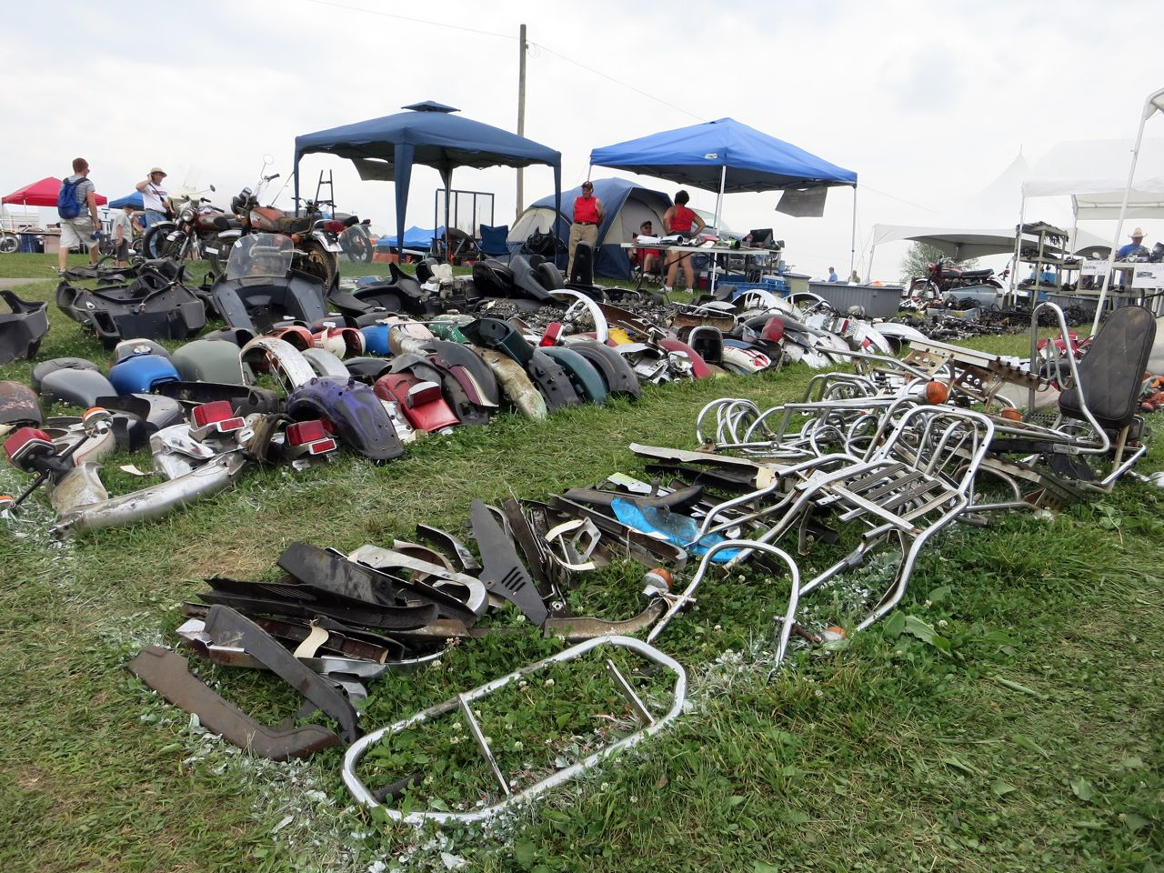 You can buy most anything from a vintage bike to hard to find parts
